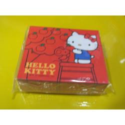 Hello Kitty Bloc mémo Apple...