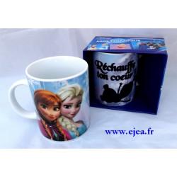 Mug thermique Elsa et Anna