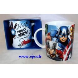 Mug Avengers Marvel Papa ce...