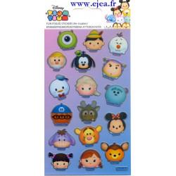 Stickers Tsum Tsum Disney