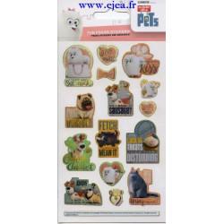 Stickers Comme des Bêtes