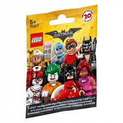 Lego Minifigures Batman Movie