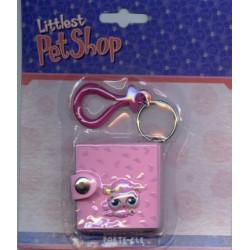 Porte-clé carnet PetShop