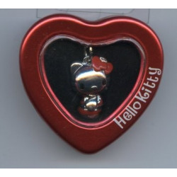 Charm Hello Kitty rouge