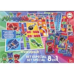 Set spécial jeux Pyjamasks...
