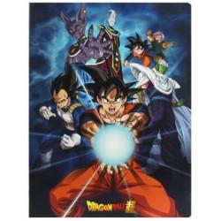 Dragon Ball Super Cahier...