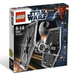 Lego Star Wars TIE Fighter