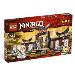 Lego Ninjago Le temple...