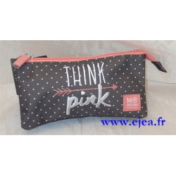 Fourre-tout Think Pink 3...
