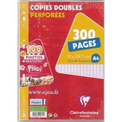 Pack 300 pages Copies...