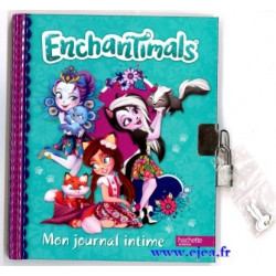 Enchantimals Mon journal...