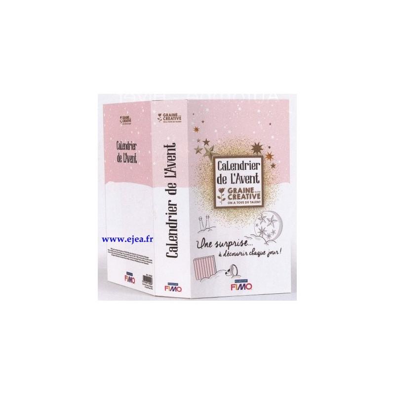 Calendrier de l'Avent Fimo Graine Créative Edition Limitée