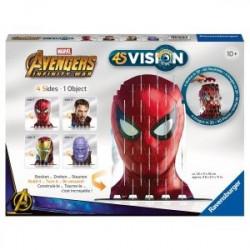 Puzzle 4S Vision Spider-Man...