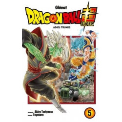 Dragon Ball Super Tome 5...