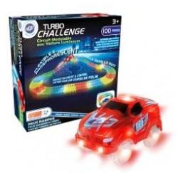 Turbo Challenge Circuit Glow