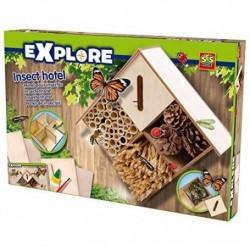 Explore Hotel pour Insectes
