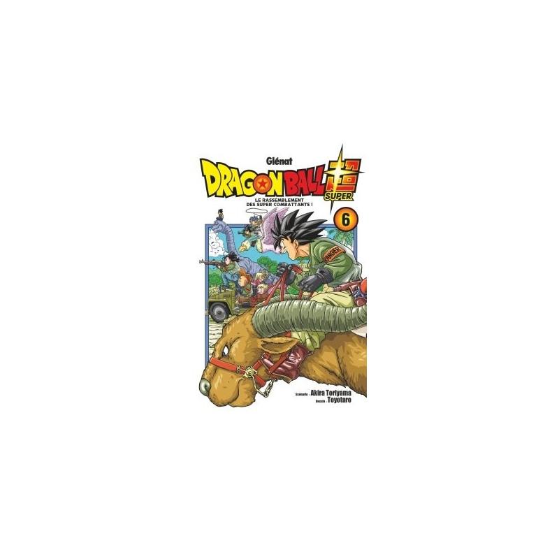 Dragon Ball Super Tome 6 (manga)