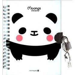 Journal intime Moongs Panda