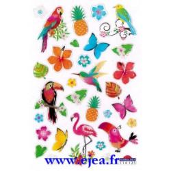Stickers Mini Sweet Oiseaux...