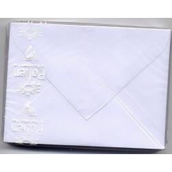 20 enveloppes gommées...