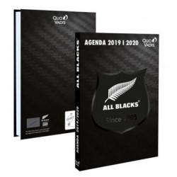 Agenda scolaire All Blacks...