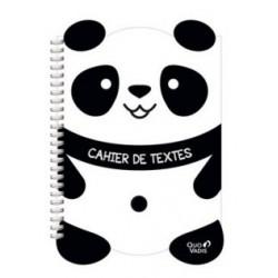 Cahier de textes Panda