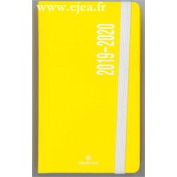 Agenda Alabama 2019/2020 jaune