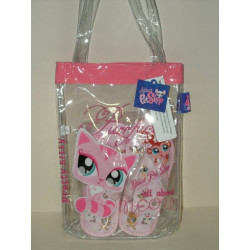 Sac de plage et Tongs PetShop