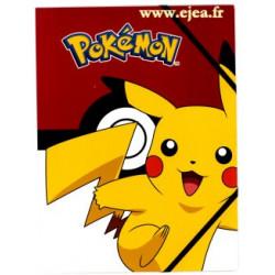 Chemise A4 Pokeball Pokemon