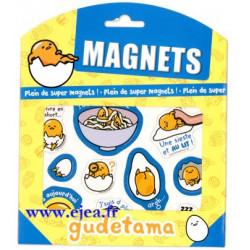 Gudetama Magnets