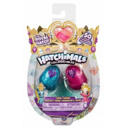 Hatchimals Pack de 2 oeufs...