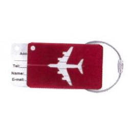 Etiquette de bagage Avion...