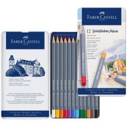 Faber-Castell 12 Crayons de...