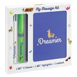 Bic My Message Kit Dreamer