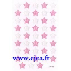 Stickers Mini Sweet Etoiles...