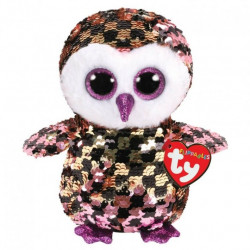 Peluche TY Sequins Hibou...