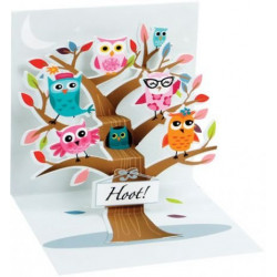 Mini carte pop-up Petits...