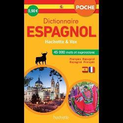 Dictionnaire Espagnol Hachette & Vox  - Français-espagnol espagnol-français