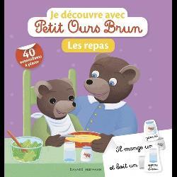 Les repas petit ours brun