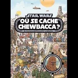 Star Wars  - Oà se cache Chewbacca ?