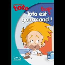 Les Blagues de Toto Tome 14 Toto est trop gourmand
