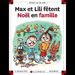 Max et Lili fêtent Noël en famille