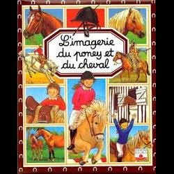 LE PONEY ET LE CHEVAL