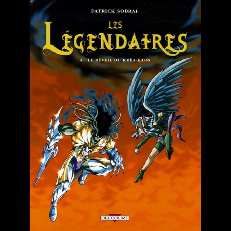 Les Legendaires Tome 4