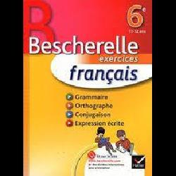 Bescherelle cahier français 6e