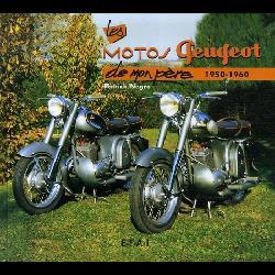 Les motos Peugeot  - 1950-1960