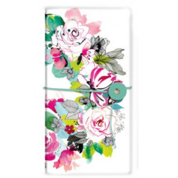 Carnet slim Blooming Couronne