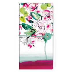 Carnet slim Blooming Horizon