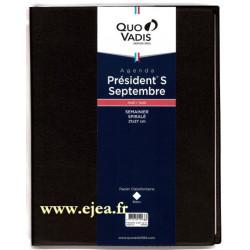 Agenda Président S Quo...