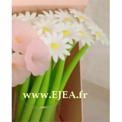 Stylo Fleur Marguerite